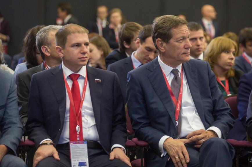 Романов: ПМЭФ дал новый импульс для развития международного сотрудничества
