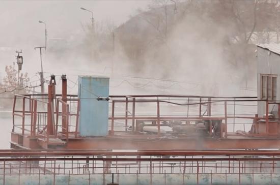 Кабмин направит на ремонт очистных сооружений в Улан-Удэ почти 260 млн рублей