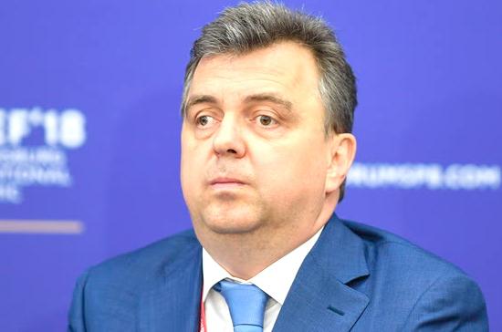 Сергей Цыб назначен первым  замглавы Минпромторга