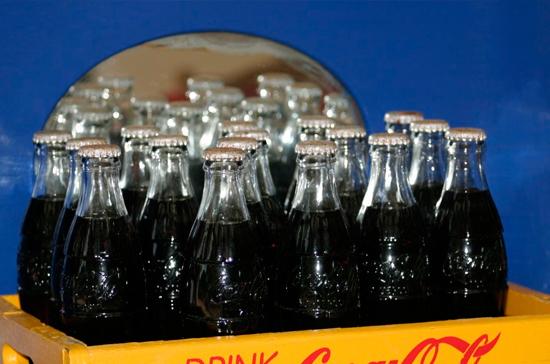 Coca-Cola начала выпускать алкогольный напиток
