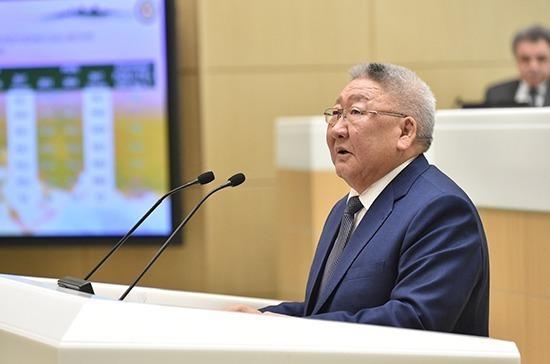 Глава Якутии Егор Борисов объявил об отставке