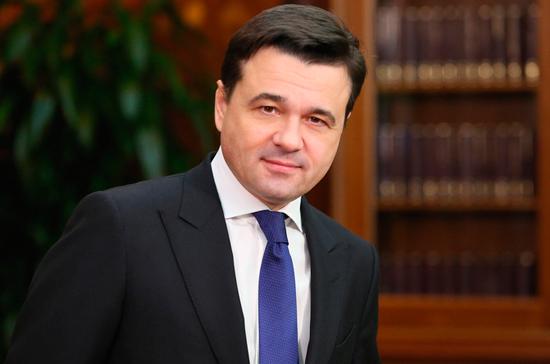 Воробьёв заявил о намерении принять участие в выборах губернатора Подмосковья