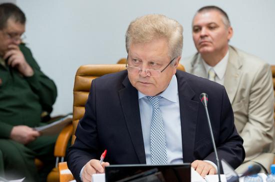 Россия ответит на размещение в Польше базы США, заявил Серебренников