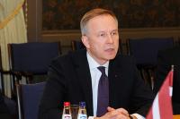 Президента Банка Латвии лишили доступа к гостайне