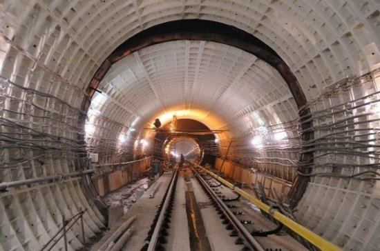 В Москве началось строительство станции метро «Можайская»