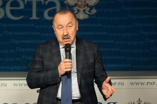 Газзаев: Россия готова к проведению ЧМ по футболу-2018