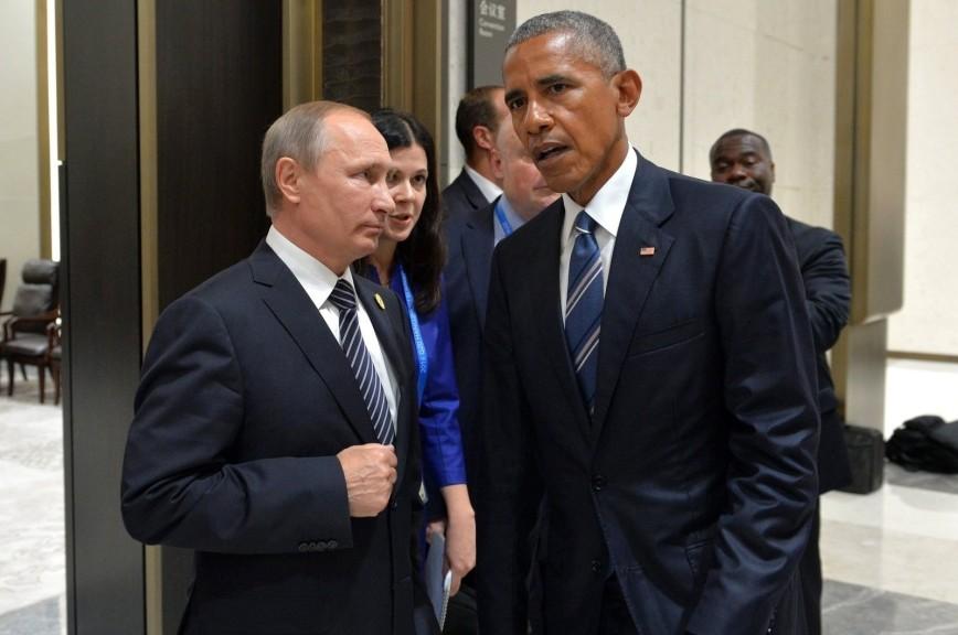 Раскрыты подробности переговоров Путина и Обамы по Украине в 2014 году