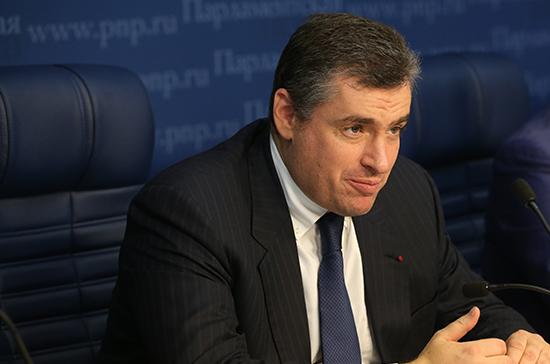 Слуцкий приветствовал признание САР независимости Абхазии и Южной Осетии
