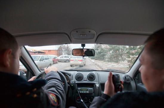 На юге Москвы водитель открыл стрельбу по пешеходу