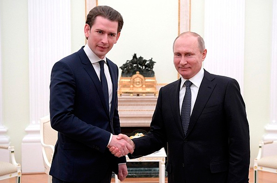 Вена хочет использовать «особые связи» с Москвой для получения статуса европейского медиатора, считает эксперт