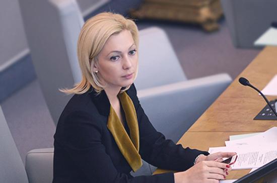 Вице-спикер Госдумы призвала не экономить на строительстве детских садов