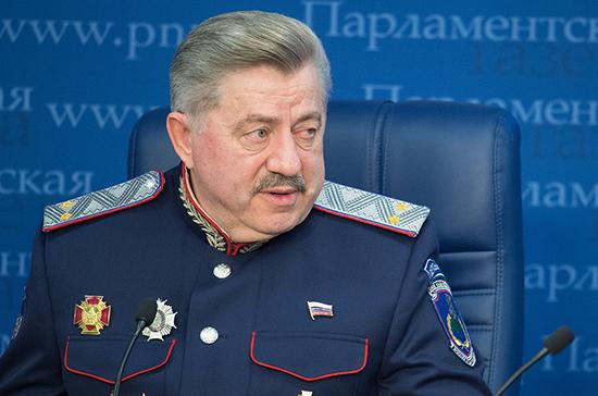 Водолацкий прокомментировал инсценировку убийства Бабченко