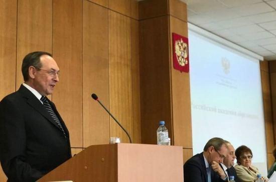 Никонов:  лидеры блогосферы способны ввести в моду грамотный русский язык