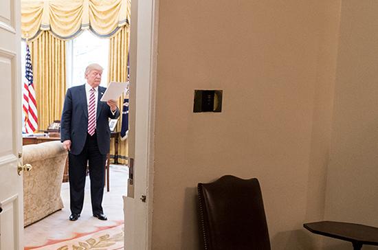 Пенсионерка из Красноярска пообещала завещать квартиру Дональду Трампу