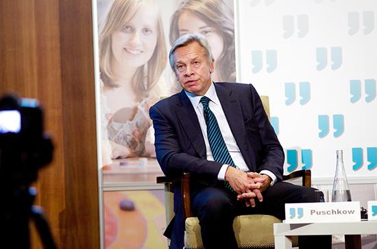 Бабченко как журналист больше не существует, заявил Пушков