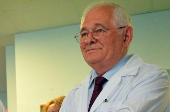 Рошаль призвал утвердить стратегию развития здравоохранения