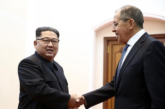Ким Чен Ын: ситуация на Корейском полуострове быстро меняется
