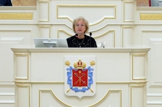 Общественная палата Петербурга отчиталась перед Заксобранием о первом годе своей работы