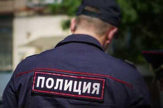 В Москве СК проверяет информацию о действиях сотрудников полиции в отношении инвалида