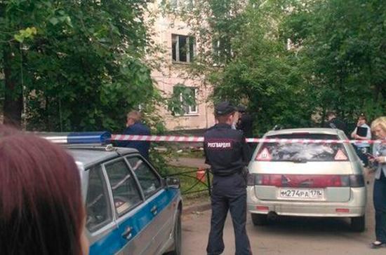 В доме на Народной улице в Петербурге произошёл хлопок газа