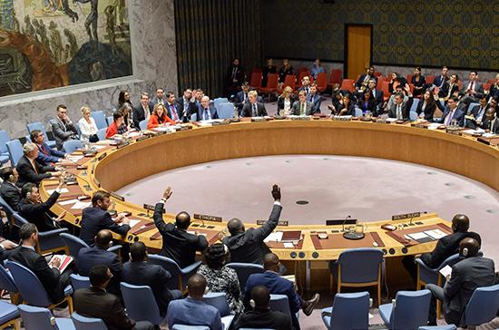 Россия постарается доказать работоспособность ООН