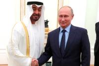 Россия и ОАЭ активизируют консультации по обороне и безопасности