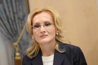Яровая: развитие законодательства о детях и семье — приоритет в работе Госдумы