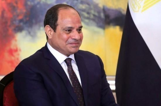 Ас-Сиси вступил в должность президента Египта