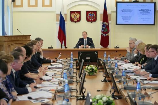 Врио губернатора Алтайского края отправил в отставку региональное правительство