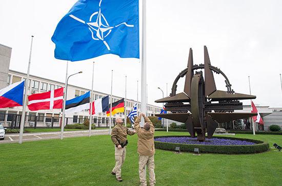 В Прибалтике начались крупные учения НАТО