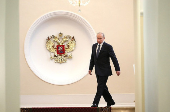 Путин отреагировал на сравнение себя с царем