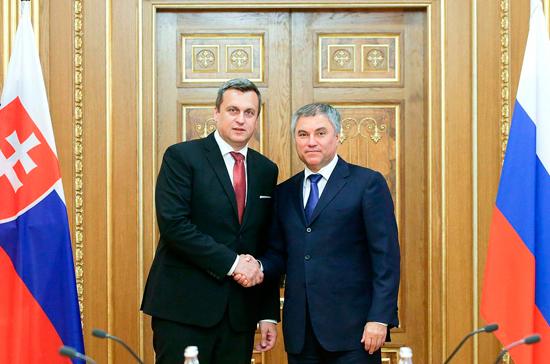 Спикер парламента Словакии рассказал, когда с России снимут санкции