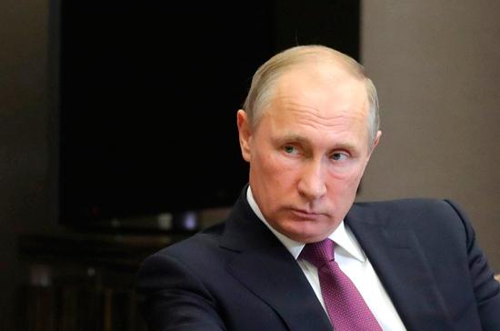 Путин: Россия заинтересована в едином и процветающем Евросоюзе