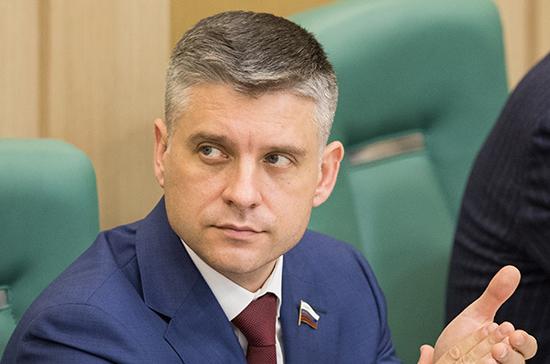 Сенатор Архаров: мост «Сахалин — материк» вдохнет новую жизнь в экономику Дальнего Востока