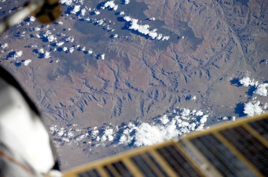 Роскосмос зондирует Землю