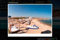 В Севастополе могут закрыть пляж «Аквамарин»