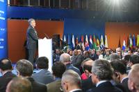 Володин призвал зарубежных коллег вместе решать мировые проблемы