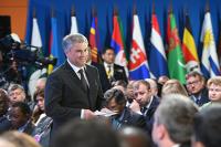 Законодатели намерены сообща повлиять на мировую экономику