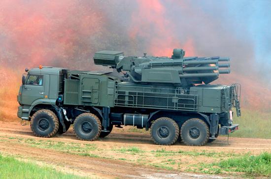 Соединение ПВО в Крыму доукомплектуют дивизионом «Панцирь-С1»