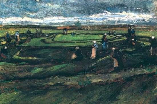 Картину Ван Гога продали за 7 миллионов евро на аукционе в Париже