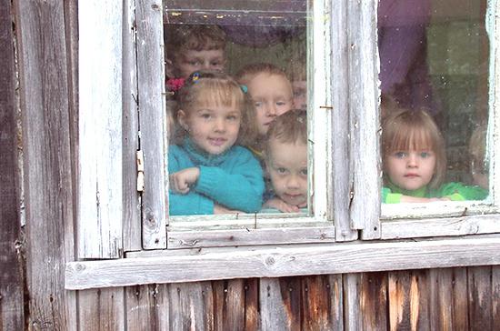 Эсеры предлагают в 70 раз увеличить размер пособия на детей до трёх лет