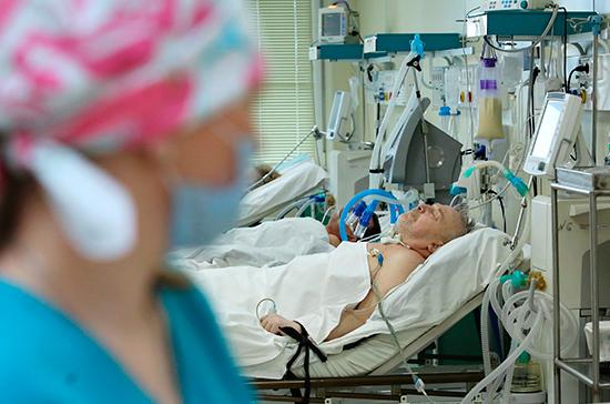К пациентам реанимации пустят родственников