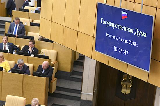 Госдума поздравила российскую полицию с юбилеем