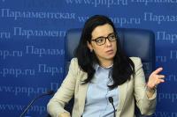 Воропаева рассказала, чем займётся Ассоциация молодёжных парламентов