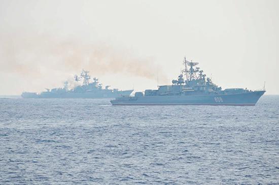 Россия и Турция обсудят взаимодействие флотов в Чёрном и Средиземном морях