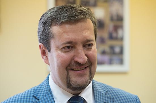 Сазонов призвал эффективнее вести учёт недвижимости