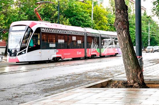 В Москве завершается благоустройство Лесной улицы