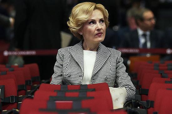 Яровая сообщила о разработке законопроекта о гуманизации ответственности несовершеннолетних