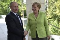 Германия выступила против возврата России в «Большую восьмерку»