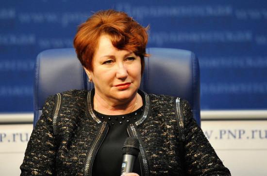 В вопросе о повышении НДФЛ поставлена точка, заявила сенатор Перминова